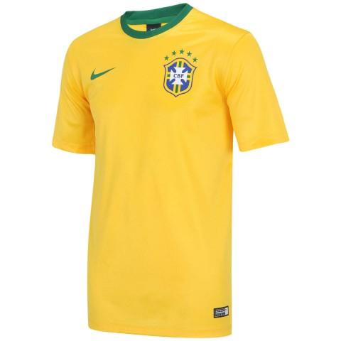 Camisa do Brasil Amarela - Masculina